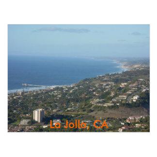 Cartão Postal La Jolla, CA