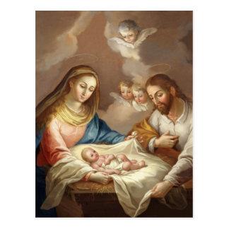 Cartão Postal La Natividad