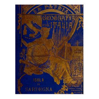 Cartão Postal La Patria Sardinia