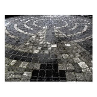 Cartão Postal labirinto