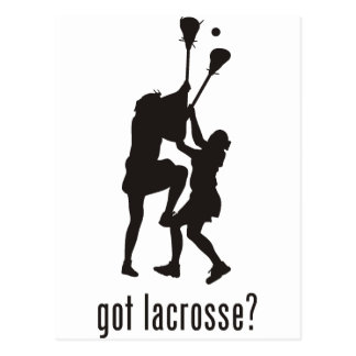 Cartão Postal Lacrosse