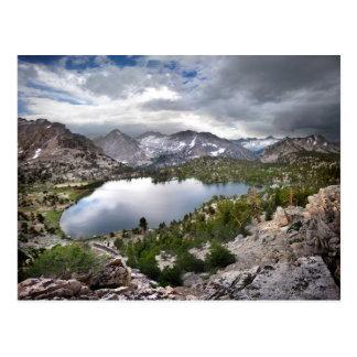 Cartão Postal Lago bullfrog - fuga de John Muir
