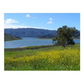 Cartão Postal Lago Casitas- Ojai, CA