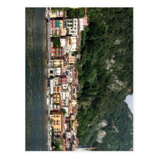 Cartão Postal Lago Como