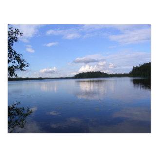 Cartão Postal Lago Emmes