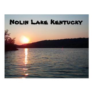 Cartão Postal Lago Kentucky Nolin