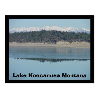 Cartão Postal Lago Koocanusa