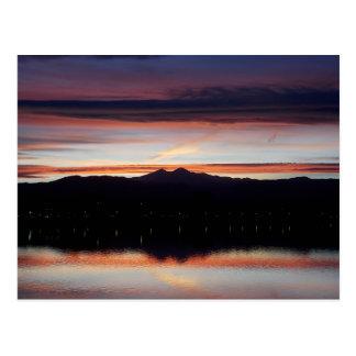 Cartão Postal Lago Loveland