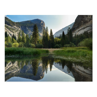 Cartão Postal Lago mirror, Yosemite