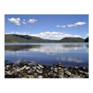 Cartão Postal Lago paulina