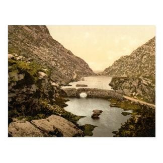 Cartão Postal Lago serpent, Killarney, Kerry do condado