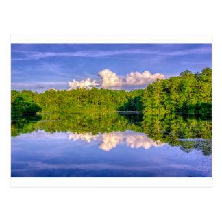 Cartão Postal Lago Sesqui