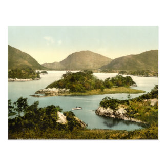 Cartão Postal Lago superior, Killarney, Kerry do condado