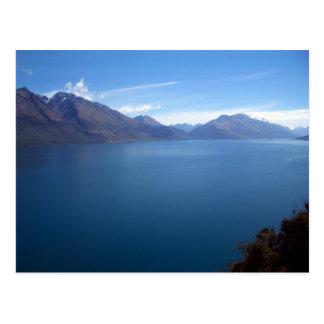 Cartão Postal Lago Wakatipu