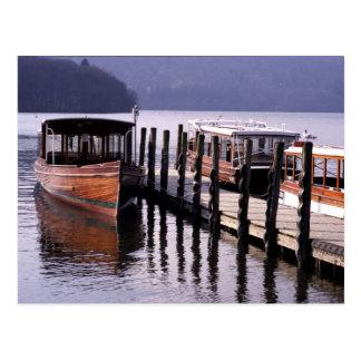 Cartão Postal Lago Windermere