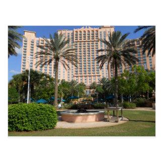 Cartão Postal Lagos grandiosos Orlando Florida jW Marriott