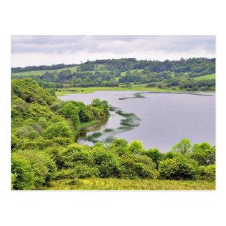 Cartão Postal Lagos Ireland 4 Lough de Colgagh