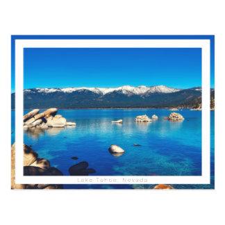 Cartão Postal Lake Tahoe