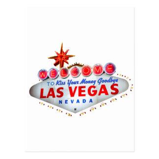 Cartão Postal Las Vegas fabuloso