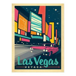 Cartão Postal Las Vegas, nanovolt