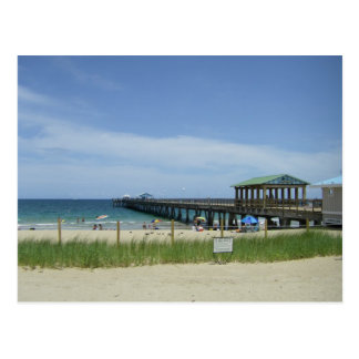 Cartão Postal Lauderdale pelo mar, Fort Lauderdale Florida