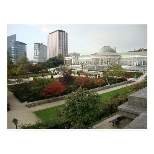 Cartão Postal Le Botanique Brussels