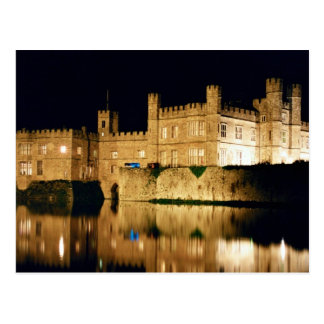 Cartão Postal Leeds Castle, Kent, Inglaterra