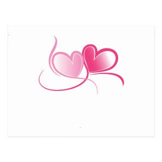 Cartão Postal Lembranças do casamento, presentes, ofertas para