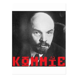 Cartão Postal Lenin