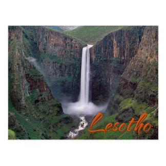 Cartão Postal Lesotho