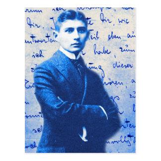 Cartão Postal Letra de Kafka