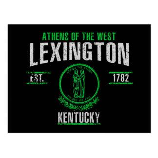 Cartão Postal Lexington