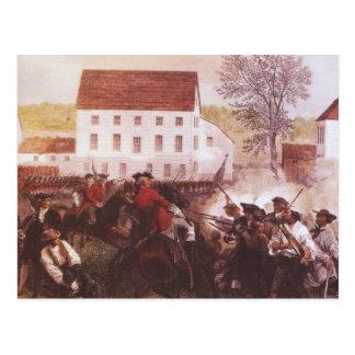 Cartão Postal Lexington e concórdia