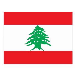 Cartão Postal Líbano