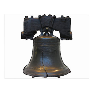 Cartão Postal Liberty Bell