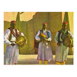 Cartão Postal Líbia, oásis de Ghadames
