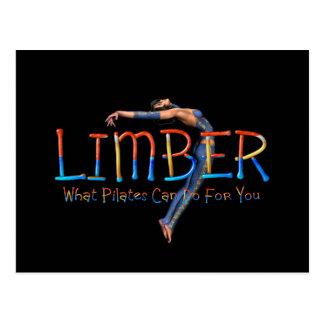 Cartão Postal Limber SUPERIOR Pilates