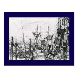 Cartão Postal Limehouse