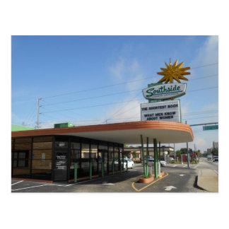Cartão Postal Líquido de limpeza seco Lakeland Florida de