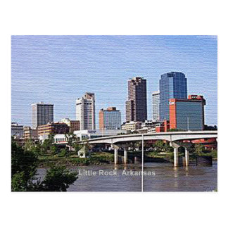Cartão Postal Little Rock, Arkansas