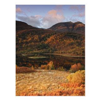 Cartão Postal Loch Leven, Glencoe, Scotland