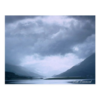 Cartão Postal Loch Lommond