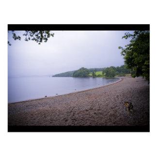 Cartão Postal Loch Lomond