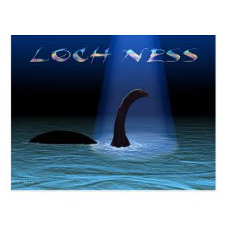 Cartão Postal Loch Ness 1