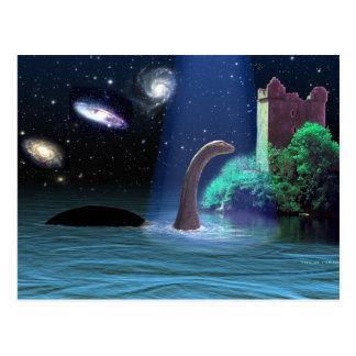 Cartão Postal Loch Ness 2
