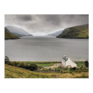 Cartão Postal Loch Seaforth