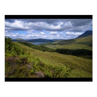Cartão Postal Loch Tulla