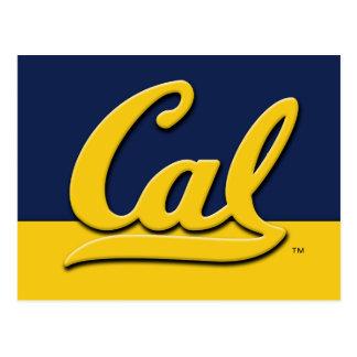 Cartão Postal Logotipo do Cal