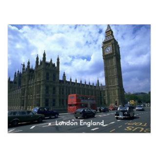 Cartão Postal Londres Inglaterra