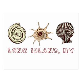 Cartão Postal Long Island